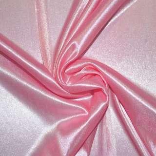 Ткань подкладочная трикотажная чайная роза ш.160 оптом