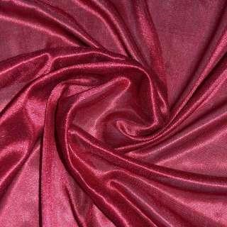 подкладка трикотажная темно-вишневая ш.150 оптом