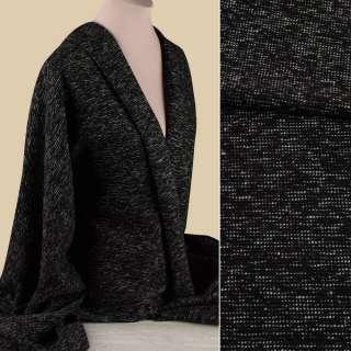Рогожка чорно-сіра ш.150 оптом