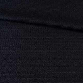 Рогожка синяя темная, ш.150 оптом
