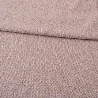 Букле костюмне молочно-рожеве ш.150 оптом