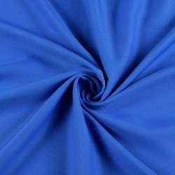 Поликоттон стрейч синий, ш.152 оптом
