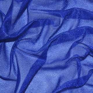 Трикотаж синій з метанітью ш.115 оптом