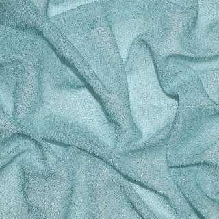 Трикотаж блакитний з метанітью ш.115 оптом