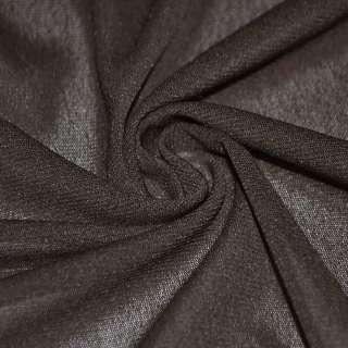 Сетка стрейчевая плотная темно коричневая ш.160 оптом