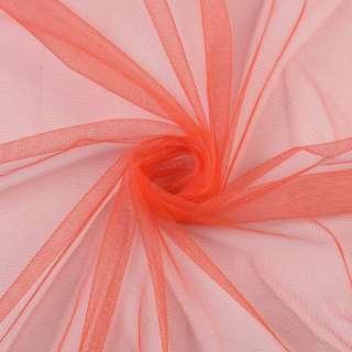 Сетка мелкая мягкая морковная, ш.165 оптом