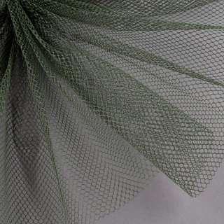 Сетка жесткая соты зеленая темная ш.155 оптом