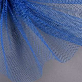 Сетка жесткая соты синяя ш.155 оптом