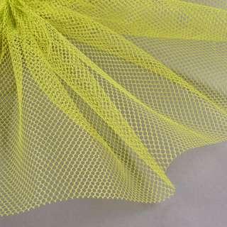 Сетка жесткая соты зеленый лайм ш.155 оптом