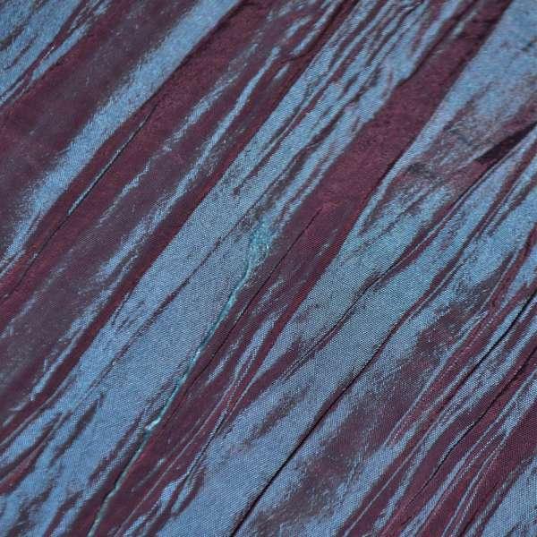 Тафта жатая сине фиолетовая ш.130 оптом