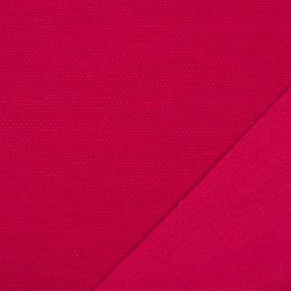 Трикотаж костюмный двухсторонний малиновый, ш.150 оптом