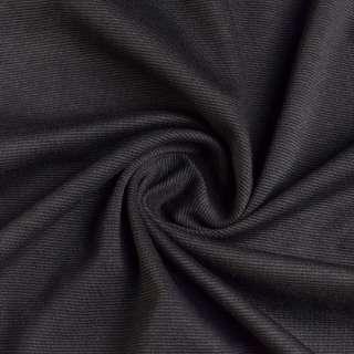 Трикотаж французький сірий темний ш.145 оптом