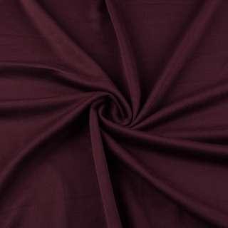 Трикотаж французький вишневий темний ш.175 оптом