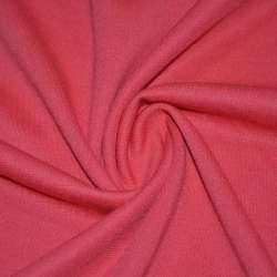 Французский трикотаж кораллово-розовый ш.170 оптом