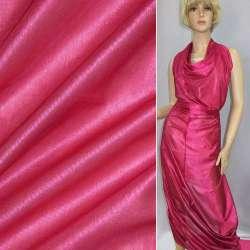 Кристаллон трикотажный розово малиновый ш.150 оптом