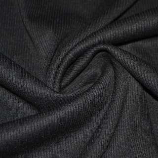 трикотажная резинка черная ш.134 оптом