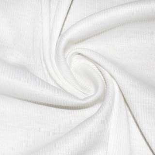 Трикотажна резинка молочна ш.134 оптом