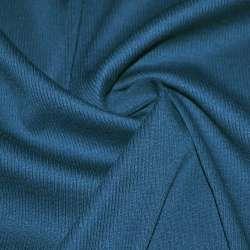 Трикотажная резинка сине-зеленая ш.134 оптом