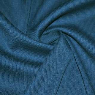Трикотажна резинка синьо-зелена ш.134 оптом