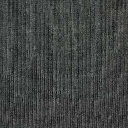 Трикотажное полотно резинка (манжет) темно-серая ш.70 оптом