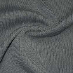 Трикотажное полотно резинка (манжет) стальное ш.70 оптом