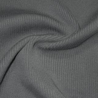 Трикотажне полотно резинка (манжет) сталеве ш.70 оптом