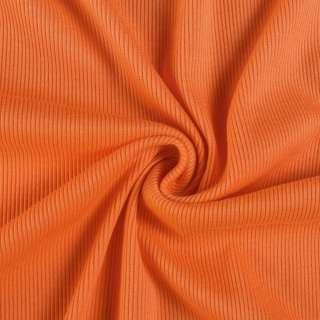 трикотажная резинка оранжевая ш.130 оптом