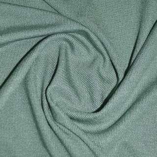 Трикотаж оливково серый акриловый ш.170 оптом