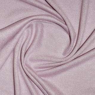 Трикотаж бледно розовый акриловый ш.170 оптом
