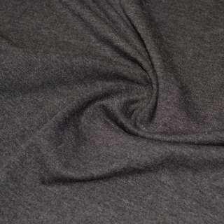 Трикотаж с вискозой серый ш.170 оптом