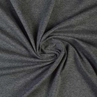 Вискоза с эластаном,тр-ж темно серый с белым ш.170 оптом