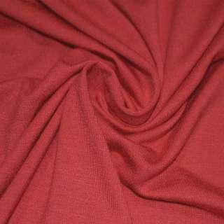 Вискоза с эластаном,тр-ж оранжево красный ш.170 оптом