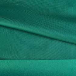 Трикотаж спорт з начосом зелений (нефрит) ш.145