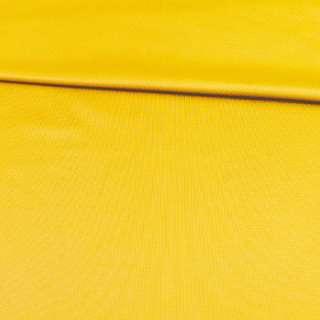 Трикотаж спорт з начосом жовтий ш.145 оптом