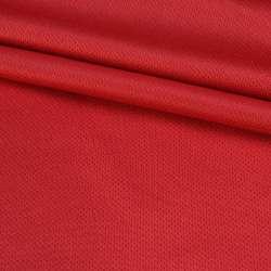 Кулмакс (трикотаж спортивный) красный ш.165 оптом