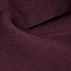 Трикотаж коричнево-бордовий на флісі ш.160