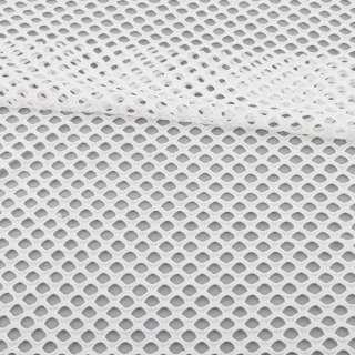 Сітка трикотажна біла ш.150 оптом