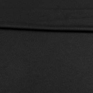 Кулмакс (трикотаж спортивный) черный, ш.180 оптом