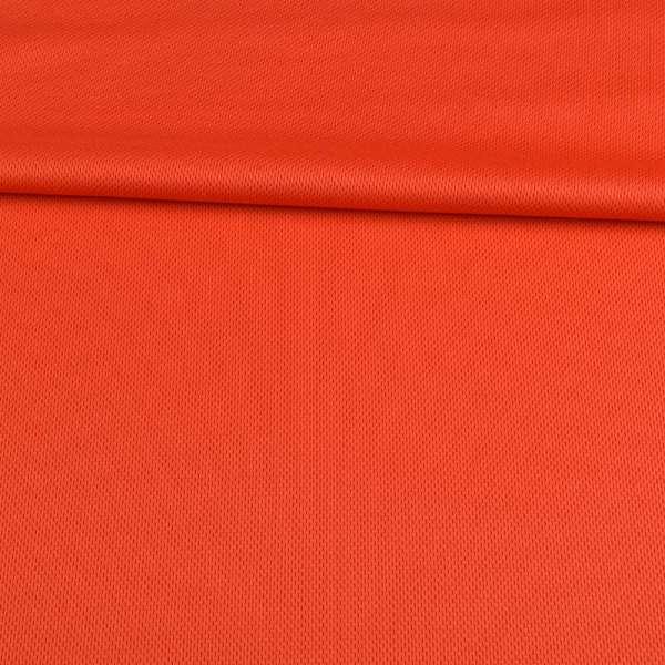 Кулмакс (трикотаж спортивный) оранжево-красный, ш.180 оптом