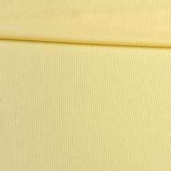 Кулмакс (трикотаж спортивный) желтый светлый, ш.180