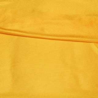 Трикотаж спорт Dazzle желтый, ш.180 оптом