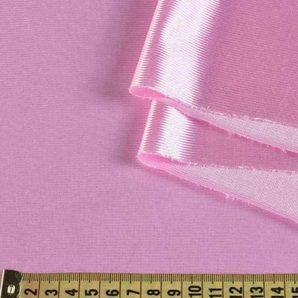 Трикотаж спорт Dazzle розовый, ш.180 оптом