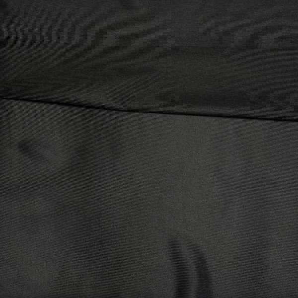Трикотаж спорт Dazzle черный, ш.180 оптом