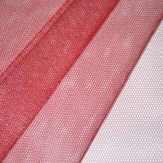Фатин жесткий красный ш.180 оптом