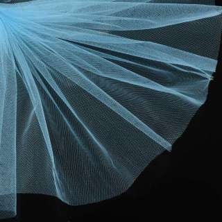 Фатін яскраво-блакитний ш.160 оптом