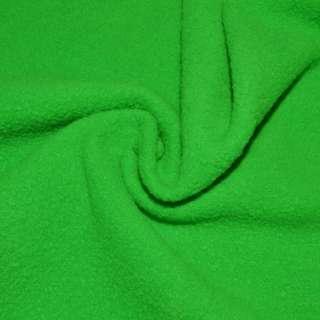 Фліс зелений весняний ш.165 оптом