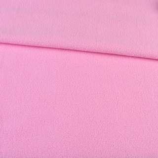 Флис розовый ш.160 оптом
