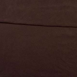 флис темно-коричневый ш.165 оптом