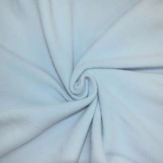флис светло-голубой ш.165 оптом