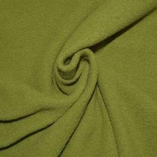 Флис яблочно зеленый ш.166 оптом